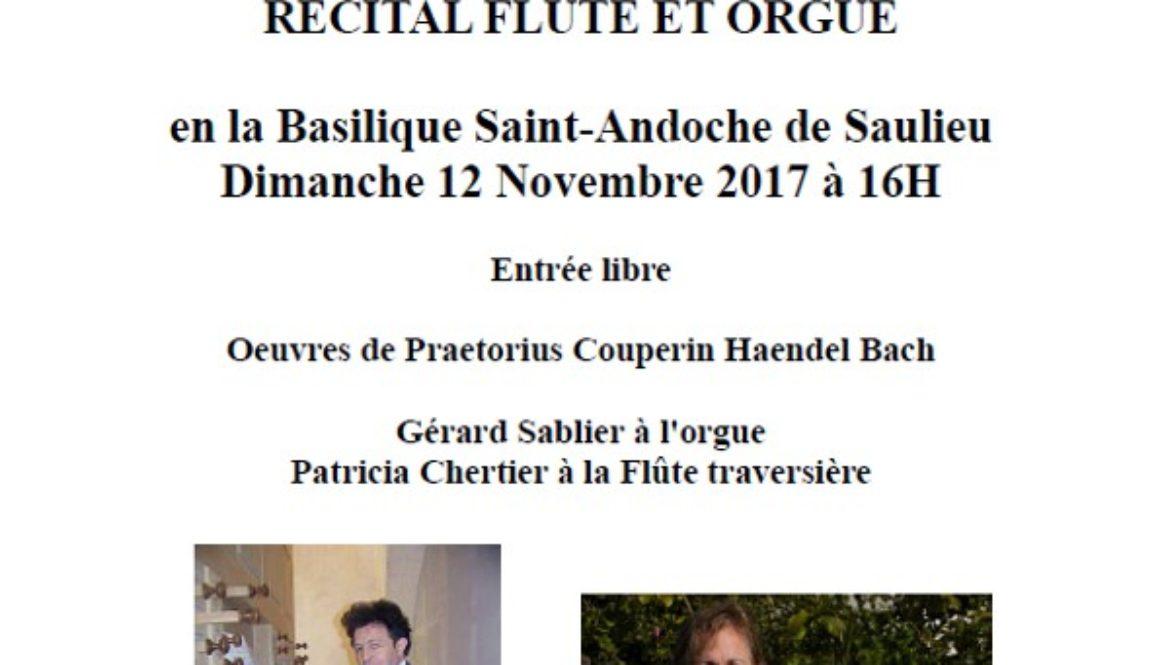 Affiche-Recital-flute-et-orgue-Saulieu-12-11-2017-A4
