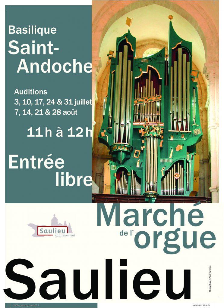 Marché de l'orgue