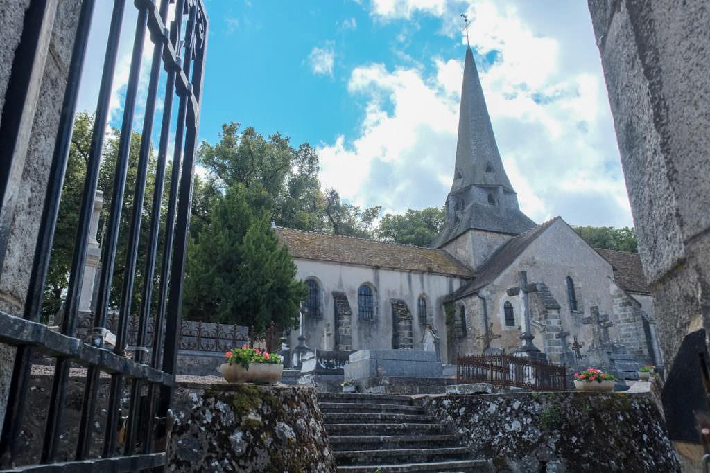 Saint Saturnin Church