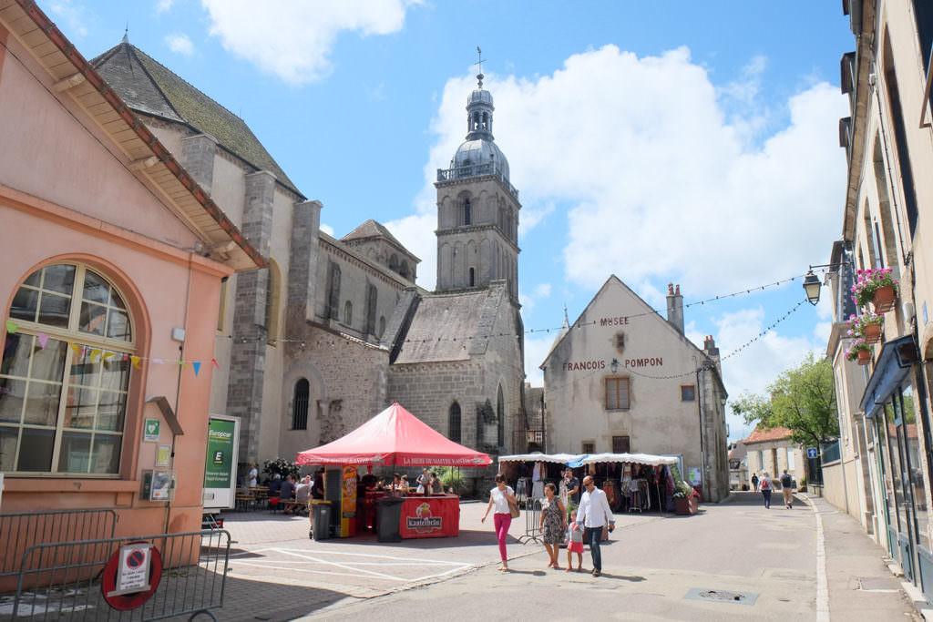 Basilique Saint Andoche et Musée François Pompon