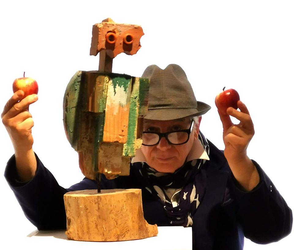 Ricardo chez Pomme pomme