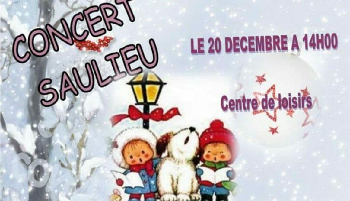 Saulieu-concert de Noel ecoel musique_mail