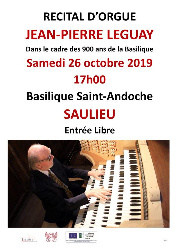 Récital orgue
