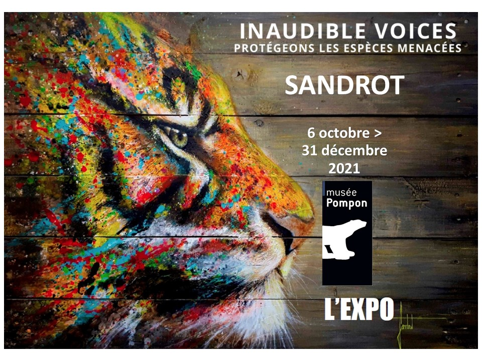 affiche expo sandrot 2021