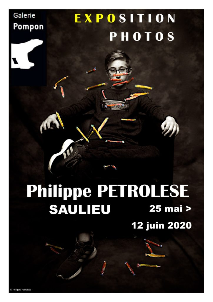 affiche philippe petrolese