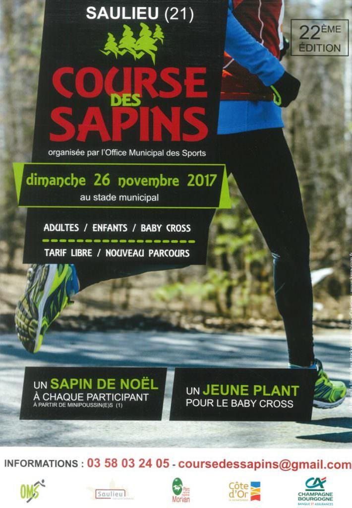 course des sapins 2017